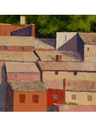 Roofs of Roussillon