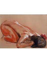 A kneeling model n°2