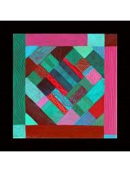 Abstraction géométrique N° 4