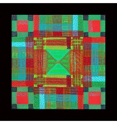Abstraction géométrique N°3