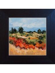 Peisaj cu măslini No. 6
