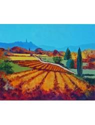 Herbst in Villard