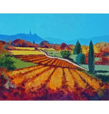 Autumn in Villard
