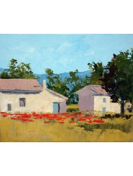 Houses near Gordes