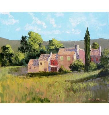 Hamlet near Roussillon